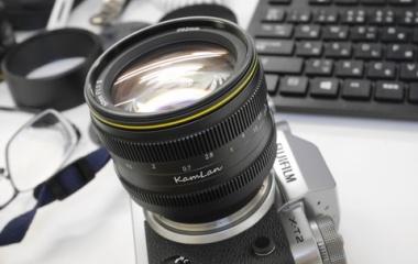 『新製品:KAMLAN50mmF1.1IIレビューその3 &アポロ11号情報 2019/07/17』の画像