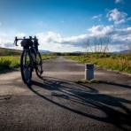 サイクリングにうってつけの日