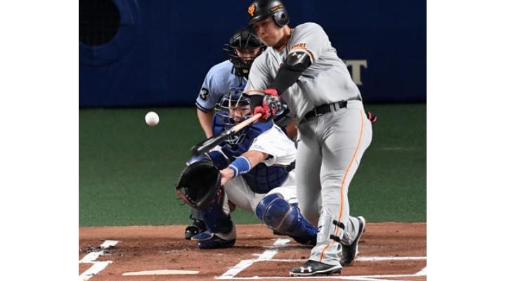 8月の巨人・岡本  .300(70-21) 6本  18打点  出塁率.363  長打率.614  OPS.977