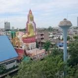 『【バンコク観光(穴場)】ワット・クンチャン ===ワット・パークナムの隣にあるテーマパークのような珍寺===』の画像