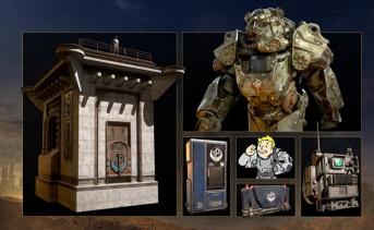 Fallout 76:Brotherhood Recruitment バンドルが発売!