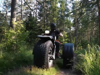 「汚物は消毒だ~!」リアルヒャッハー可能なソ連の大型ATV