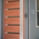 『玄関ドア・オートロック』の画像
