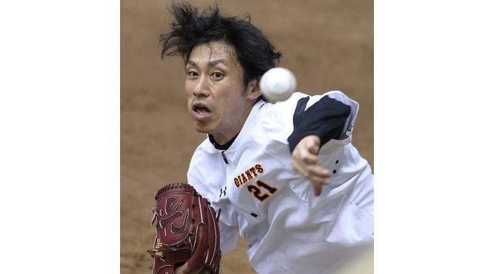 【 ?報 】巨人・吉川光、日ハム戦に投げる模様・・・