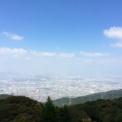 奈良県 生駒山から光を、、、(1)〜高次元存在からの御嶽山噴火に関するメッセージ〜