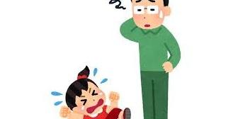 義兄子がかなりのママっこで義兄が抱っこすると泣き喚く。義兄に懐かないのは仕事で一緒にいる時間短いのが原因って言ったらなぜか義兄嫁が泣き出してしまった