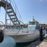 『【大阪湾渡船屋さん乗り方まとめ】堺・出島漁港より大阪南港に渡している、夢フィッシングさん編』の画像