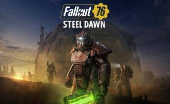 Fallout 76:12月1日に実装される「STEEL DAWN」の新トレーラーと新規のバンドルが公開!
