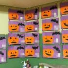 『保育園ではカボチャの顔を作ったようです!』の画像