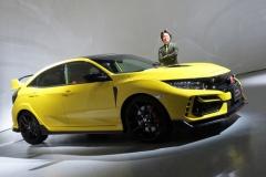 ホンダ「シビック タイプR」に「リミテッドエディション」登場!走りを磨いた200台限定モデル
