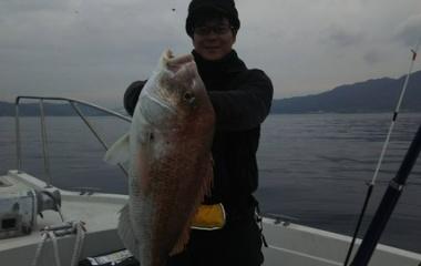 『11月26日 五目釣り』の画像