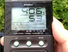 【悲報】 コミケ待機列 40℃ wwwwwwwwww