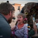 『モスル奪還作戦 戦場で傷つく子供たち -国連UNHCR協会』の画像