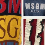 『MSGM 2018-19 AW COLLECTION』の画像