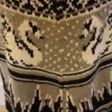 『KEITA MARUYAMA スワン柄カウチンスカート&マフラー』の画像