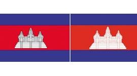 【韓国】釜山ASEAN首脳会議記念行事にでたらめなカンボジア国旗…事前に抗議されても除幕式を強行