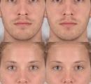 【画像】頭が良さそうな顔とそうでなさそうな顔には一定の法則があることが判明
