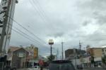 台風10号、交野市。午後1時現在雨はなく風は時々ビュービュー〜今後の進路や交野市への影響は?〜