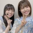 【日向坂46】松田好花&山口陽世、 仲良し姉妹感ある!