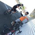同期ライド〜九度山の道の駅〜