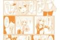 シャミ子「もんもぉ~♡」ゴロゴロ 桃「ちょっとシャミ子飲み過ぎ…!」