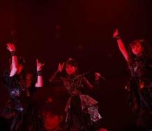 『元モーニング娘。鞘師里保がBABYMETAL新体制公演にサポートダンサーとして登場!』の画像