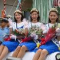 2002年 第52回湘南ひらつか 七夕まつり 織り姫 その1(市中パレード1)