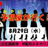 『キューデンアネックス西新井 予想屋が行く 全台差枚』の画像