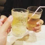『ソフトドリンクとお酒で乾杯も、全然気にならなくなりました』の画像