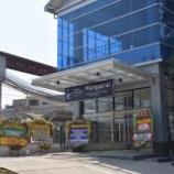 『【スカルノハッタ空港鉄道】マンガライ駅での客扱いを強行!!(10月5日)』の画像