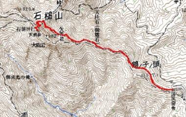 『石鎚山(弥山)1974m May 23, 2016』の画像