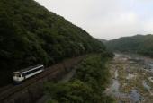 『2018/6/2運転中 キハ32-3鉄道ホビートレイン』の画像
