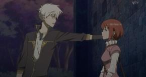 【赤髪の白雪姫】第2話 感想 王子の壁ドンは優しい