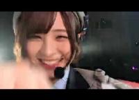 【動画】チーム8 静岡ツアーでご機嫌な佐藤栞ちゃんが可愛いww【GIF】