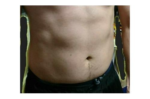 筋トレ3ヶ月目にしてようやく腹筋割れてきた!のサムネイル画像