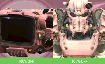 【Creation Club】ピンク塗装が期間限定で無料配布中