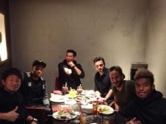 【 画像 】浦和・槙野が食事会を開催!ちょっと多国籍すぎるwww