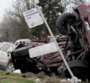 14歳少年が走行中の車に向かって卵を投げつけ事故→衝突された女性運転手死亡!