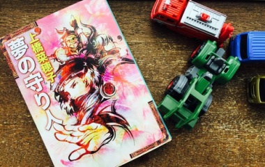 『読書感想文。今回はタンダたち呪術師のお話。→上橋菜穂子『夢の守り人』』の画像