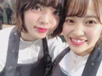 【欅坂46】松田里奈、天性のコミュ力で平手友梨奈を完全攻略!!!