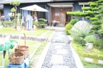 お庭で開催!「イロドリイチ」っていう星田で行われる手作り市に行ってみた!美味しいと可愛いと楽しいが一緒になった空間だよ!!