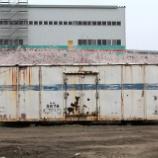 『放置貨車 レム5000形レム5678』の画像