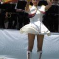 第67回湘南ひらつか七夕まつり2017 その52(神奈川県警察音楽隊/カラーガード隊)