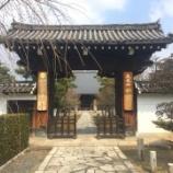 『【京都】妙顕寺の御首題』の画像