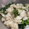 混ぜるだけで簡単!春の香り菜の花と炒り卵の混ぜご飯