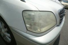 古いトヨタ車ってなんでヘッドライト汚いの?