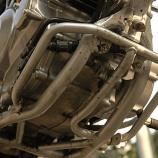 『XR250 アンダーガード装着』の画像