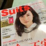 『『DIME』 5月号増刊 『Suits Woman』に、大人のドラえもん「レシートホルダー」が付いてくる』の画像