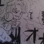 ワンピースのサンジを描いたんだけどどうかな?