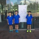 『北日本ブロック卓球大会に行ってきました』の画像